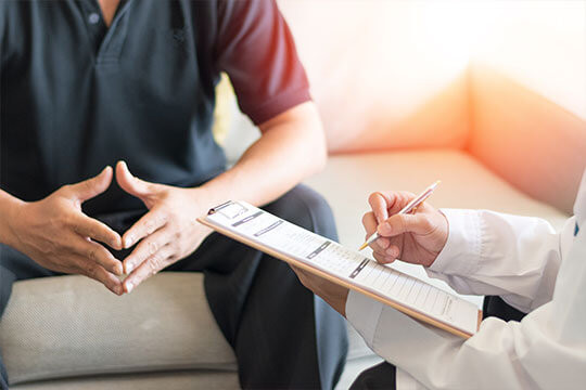 Urologic diseases - diagnosis and treatment