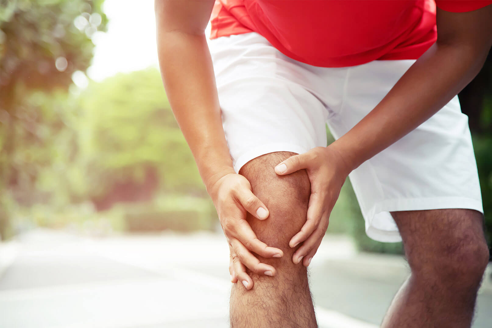Treatment of sprains