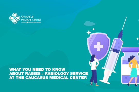 What you need to know about rabies - Rabiology Service at the Caucasus Medical Center