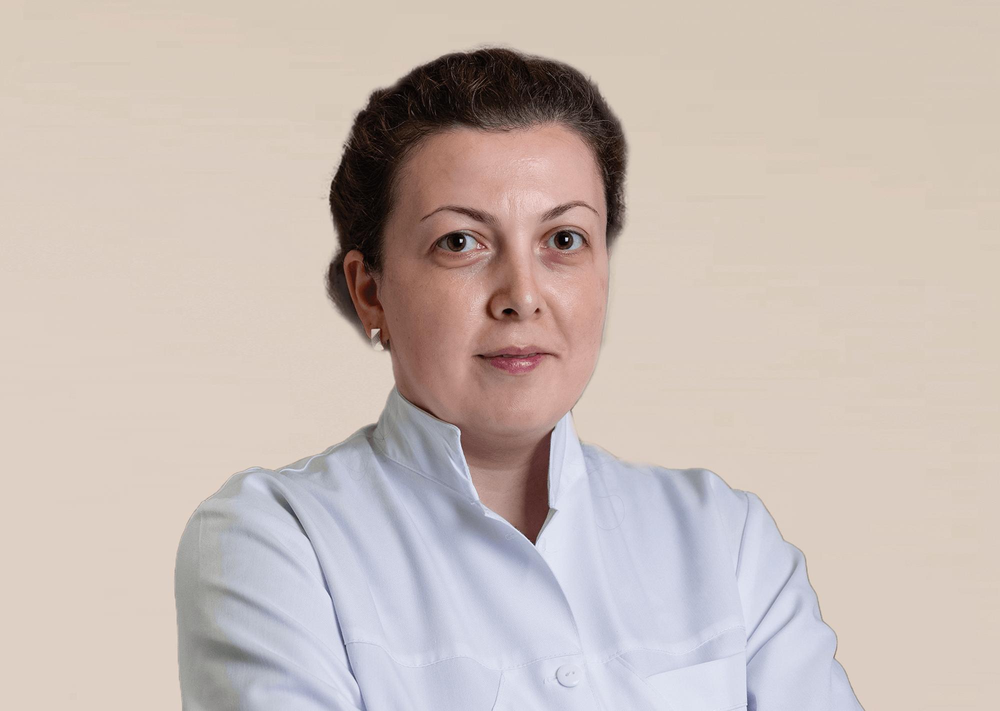 Меги Георбелидзе