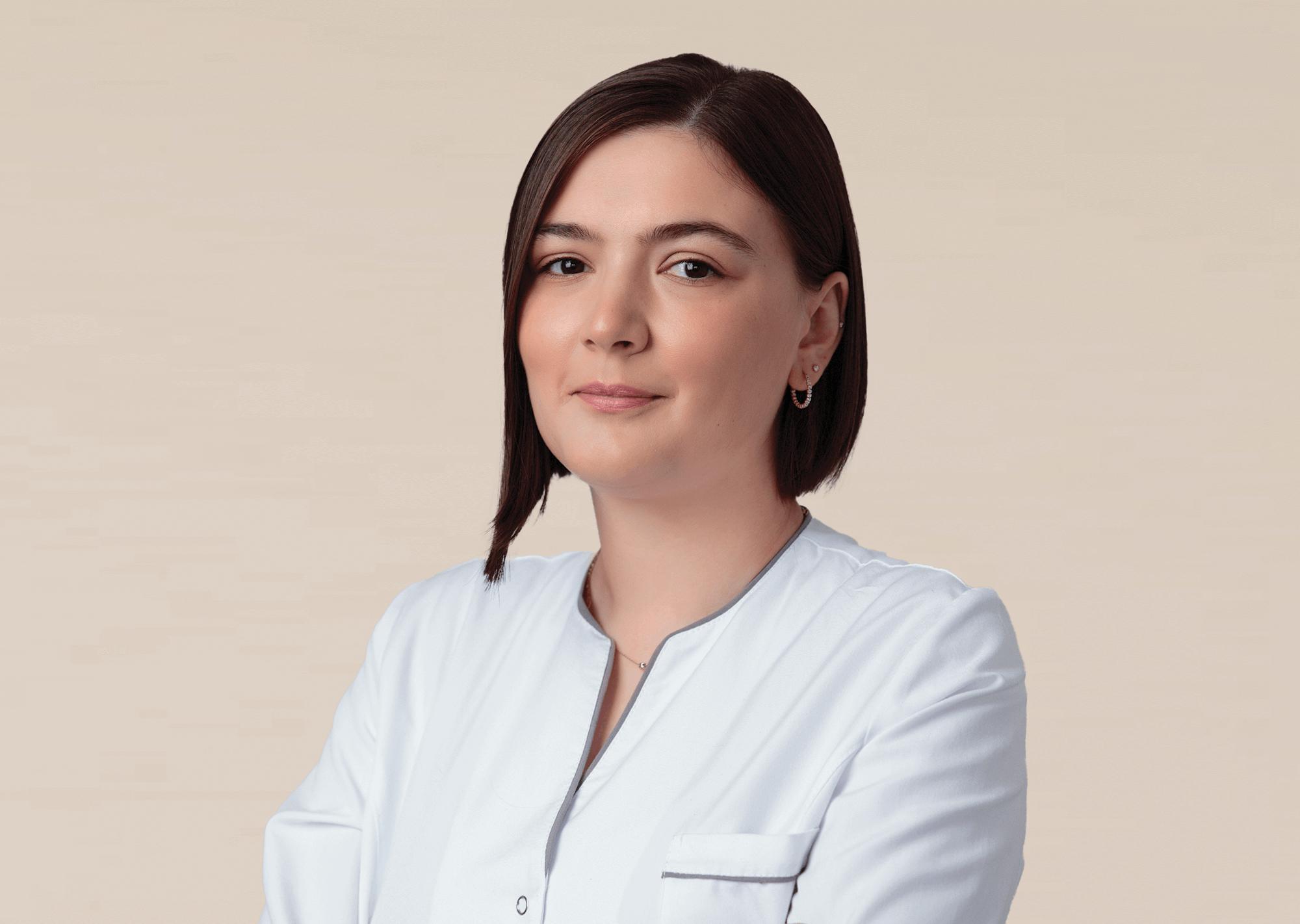 Тинатин Гиуашвили