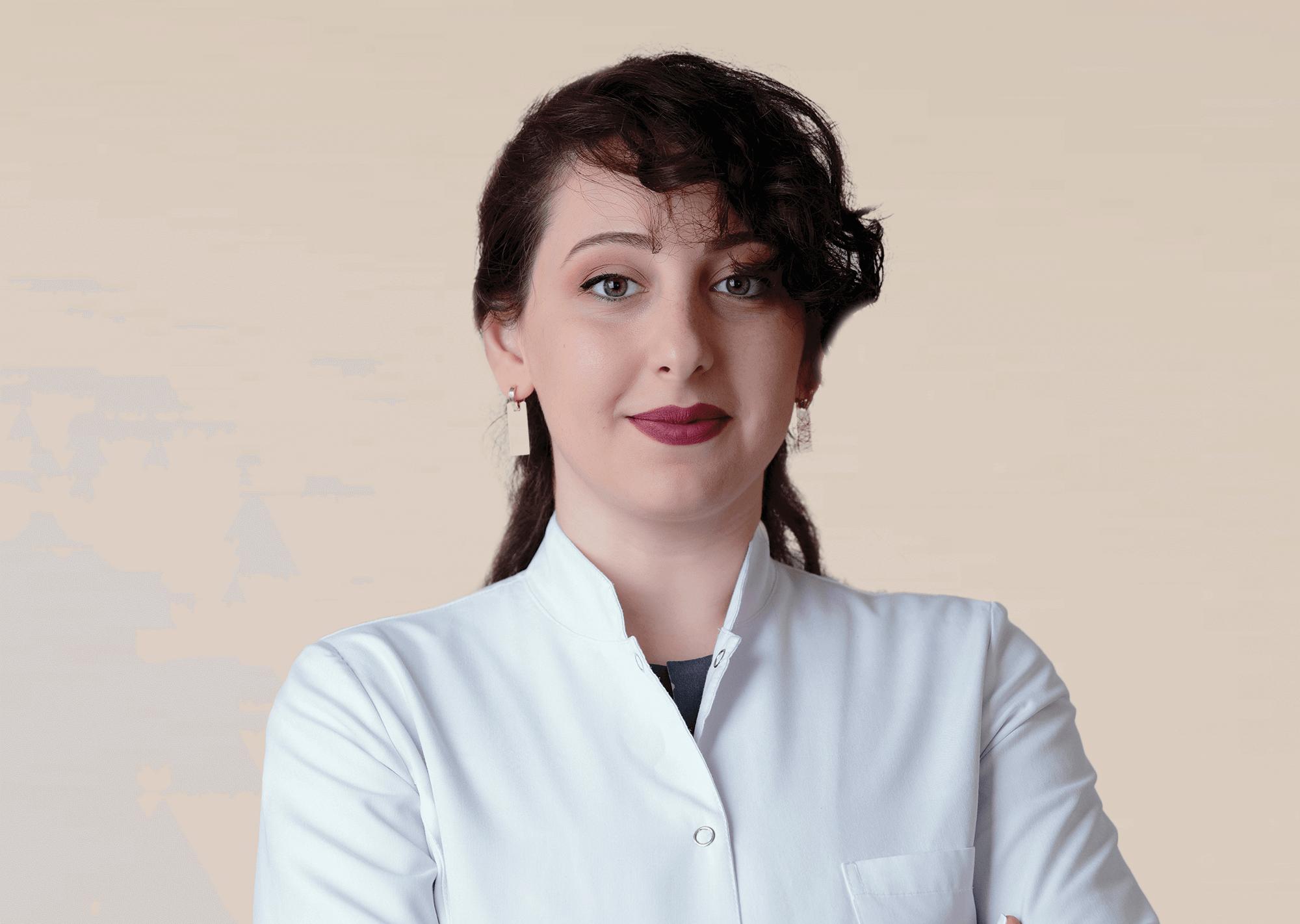 Мариам Чибурданидзе