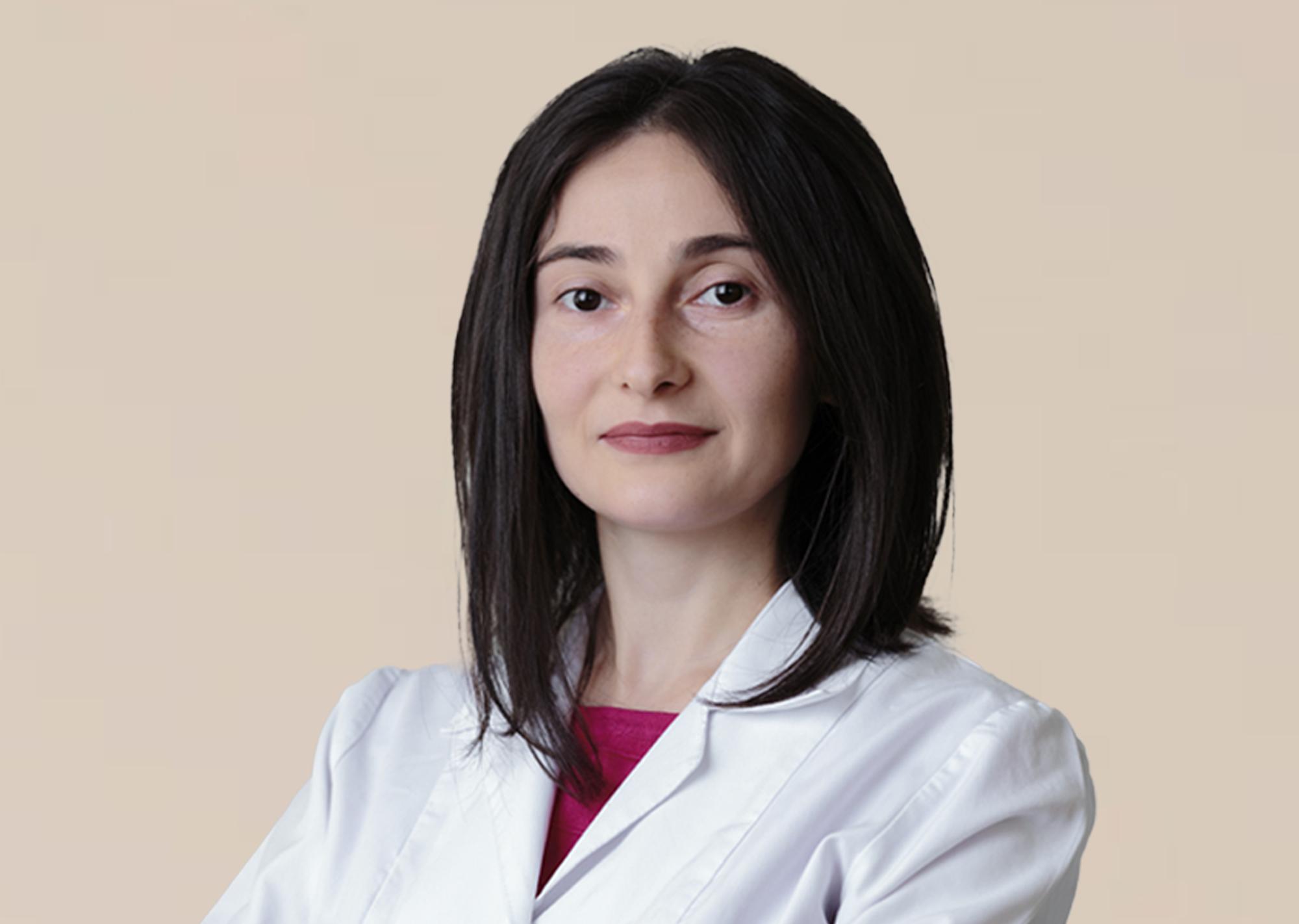 Теона Джаниашвили