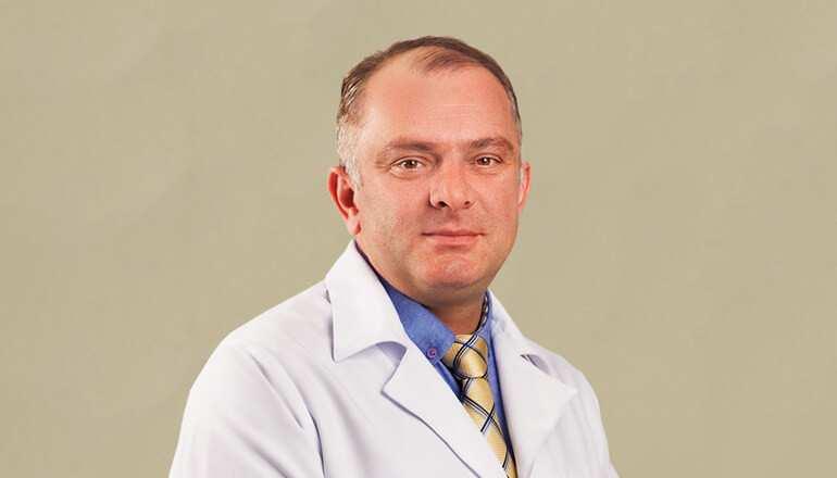 ვლადიმერ წიქარიშვილი MD, PhD