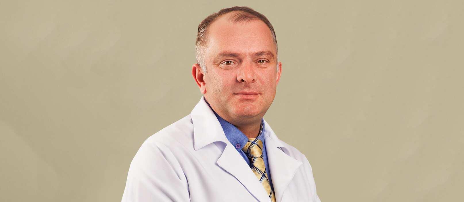 Vladimer Tsikarishvili MD, PhD