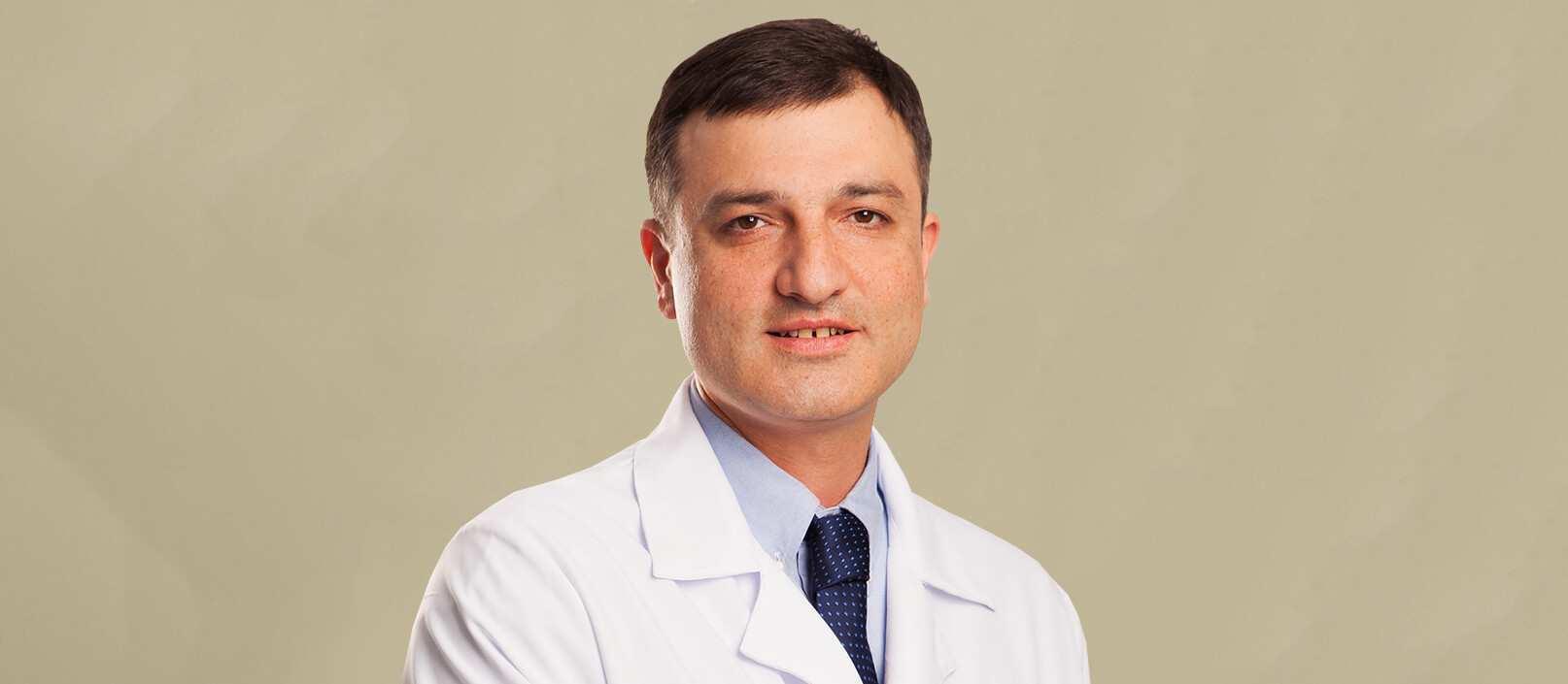 Георгий Обгаидзе MD