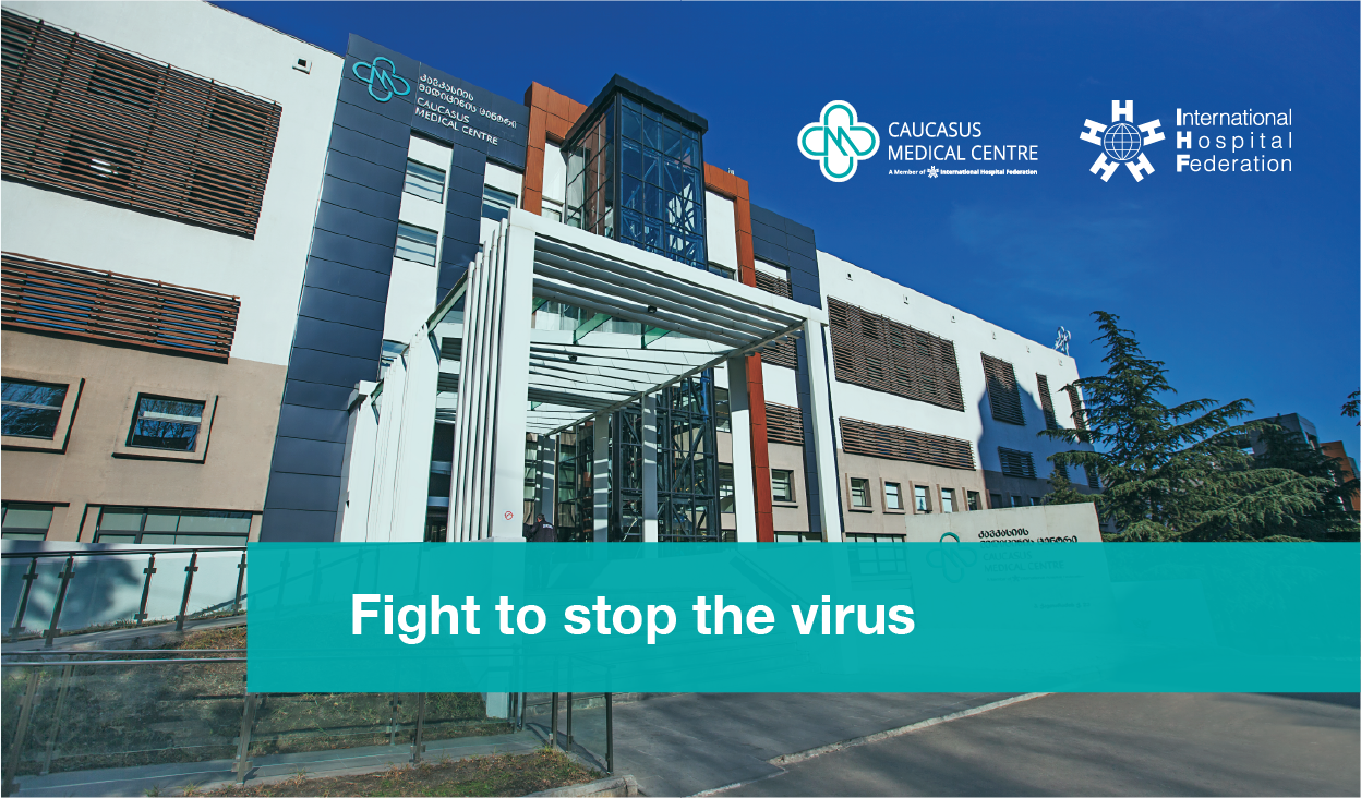 Fight to stop the virus