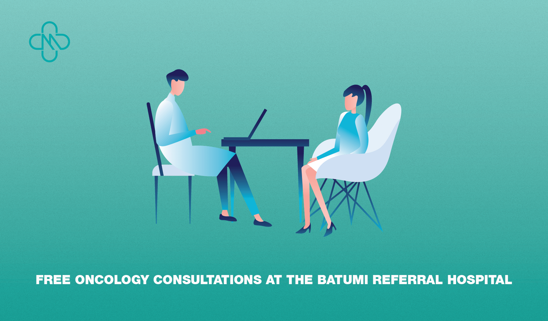 Free oncology consultations at the Batumi Referral Hospital