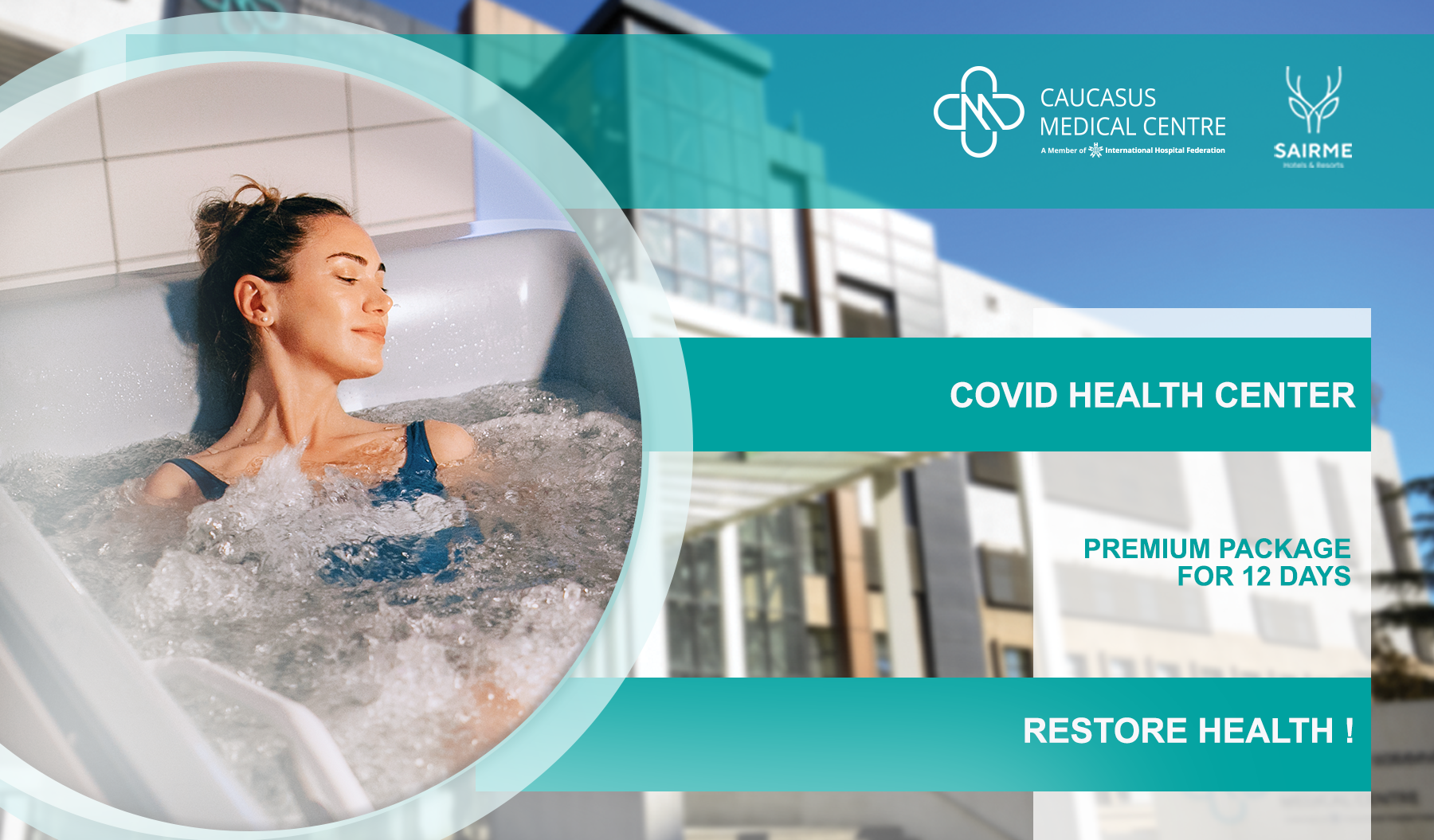 Rehabilitation after Covid - for 12 days